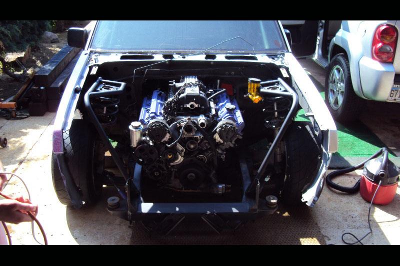 Building A Lexus-powered Nissan Drift Truck - Speedhunters