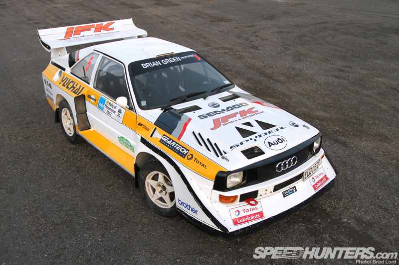 the kiwi built quattro s1 speedhunters