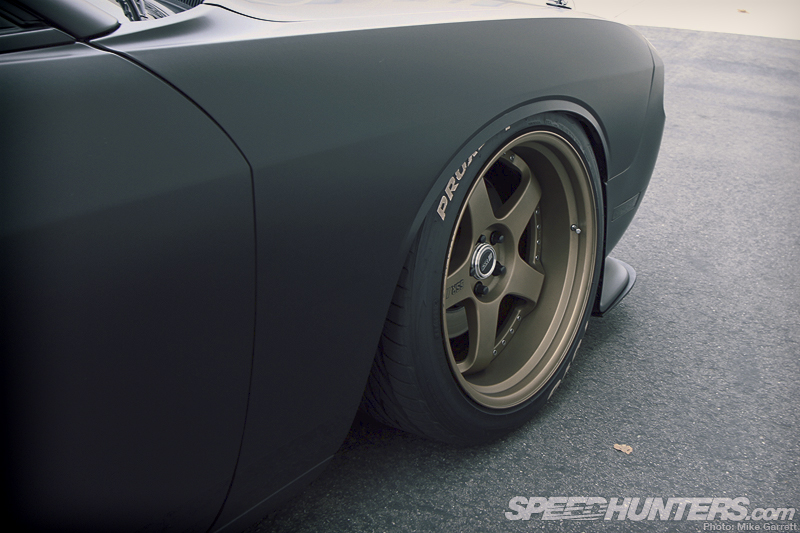 Rough Muscle Jon Sibal S Dodge Challenger Speedhunters