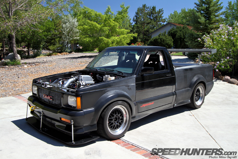 An Encounter With The Syborg - Speedhunters