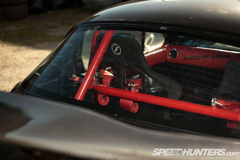 Ground Control? This Is Mazda Force One - Speedhunters