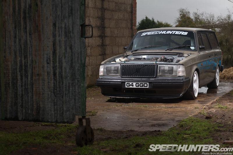 The Strip Club Project Volvo Wagon Speedhunters