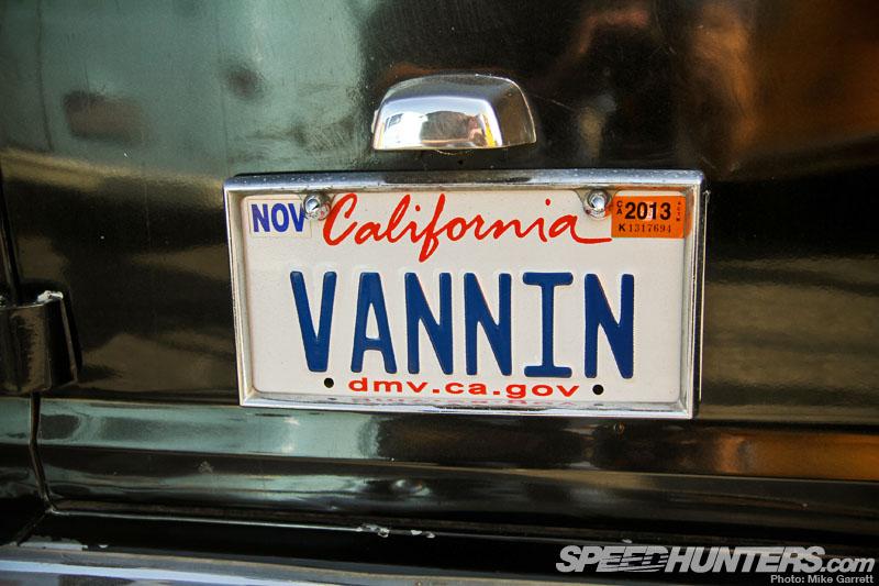 Vanning Is Back Speedhunters