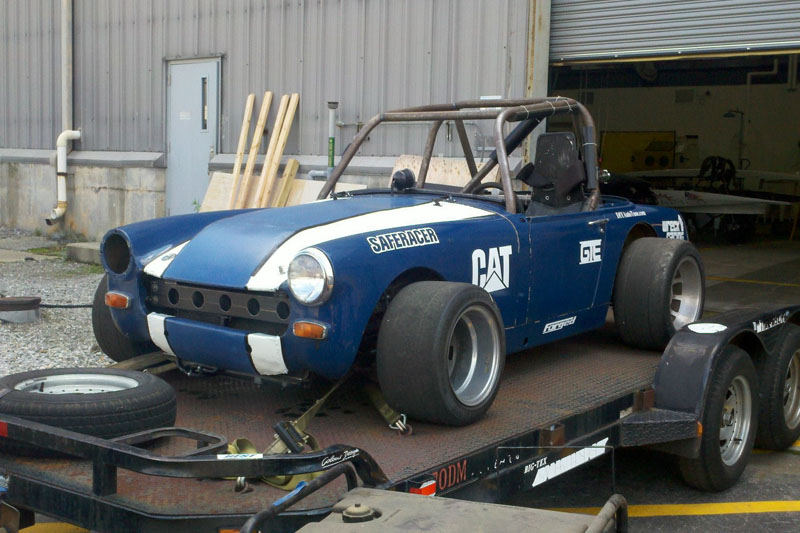 building a racing car  Wreck Racing: Low Budget, Priceless Education - Speedhunters