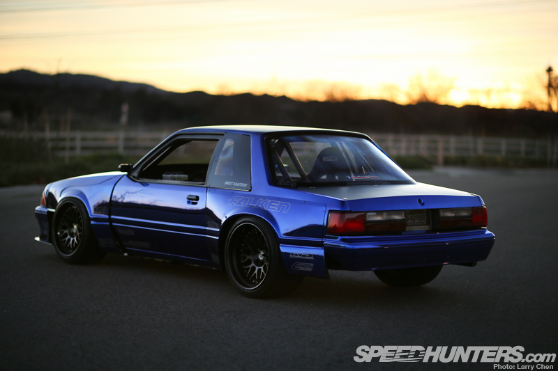 Rollin' In My 5 0: The Fox Redefined - Speedhunters