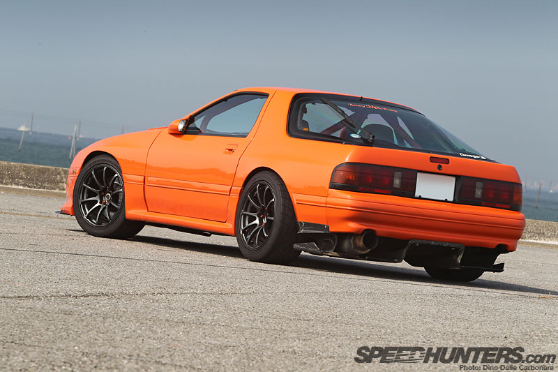 The Fc3s Touge Special - Speedhunters