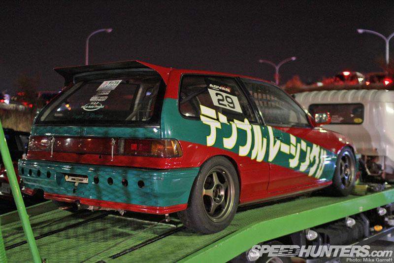 Kanjo Tribe: Osaka Night Fighters - Speedhunters