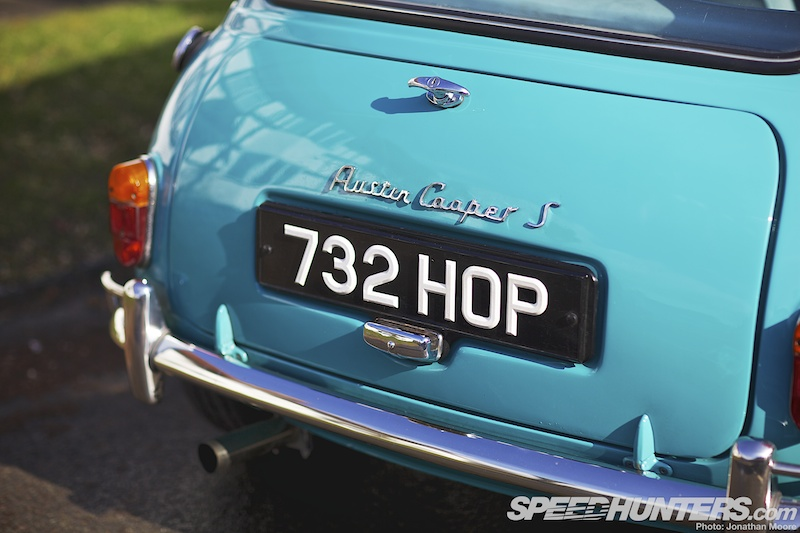 Up Front Fun With The Original Mini Cooper S Speedhunters