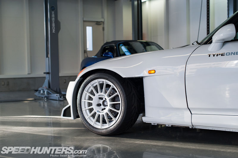 Temple Of Vtec >> The Temple Of Vtec: Spoon Sports' Type One - Speedhunters