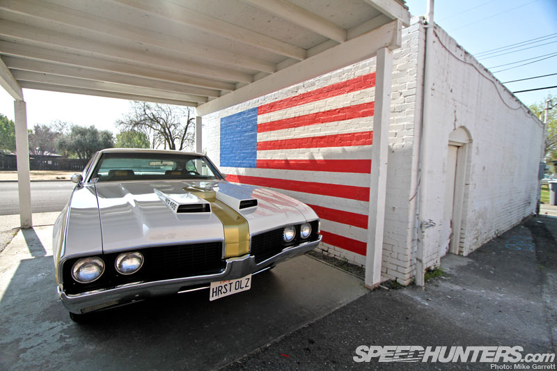 Dream Drive The Joy Of Muscle Car Speedhunters