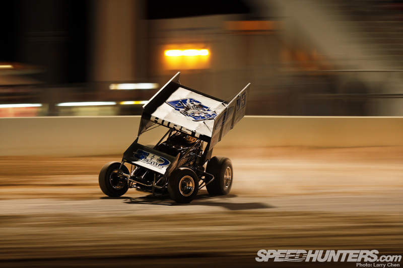 World Of Outlaws: The Art Of Dirt Oval Racing - Speedhunters
