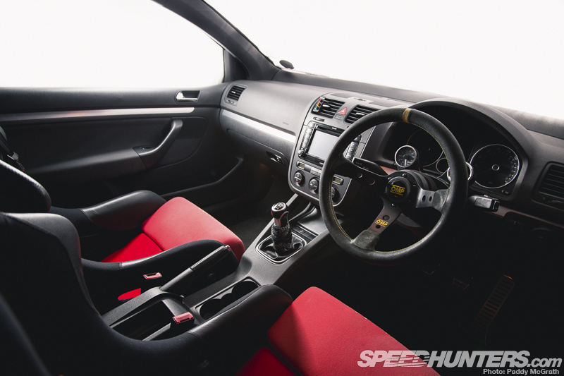 Unstoppable: A 450bhp Golf - Speedhunters