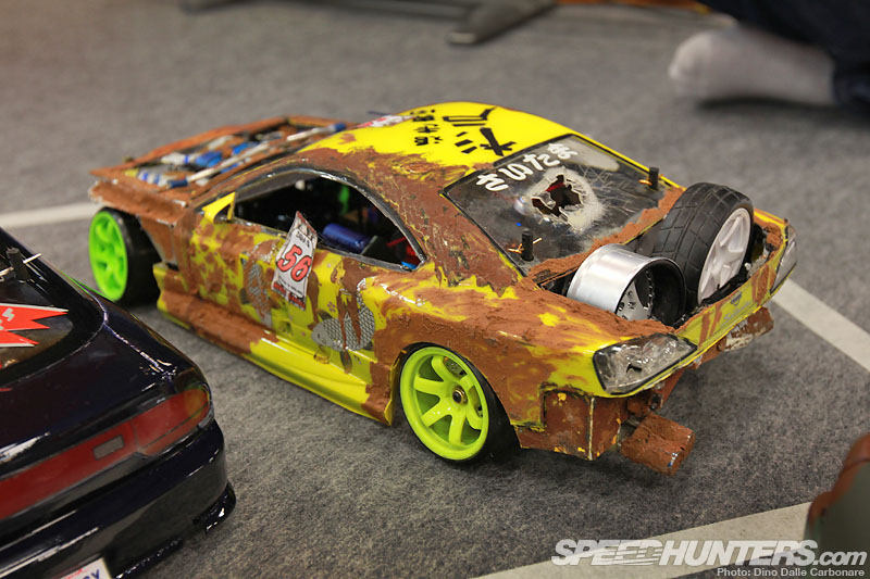 Miniature Wonders @ The Rc Drift Body Comp - Speedhunters