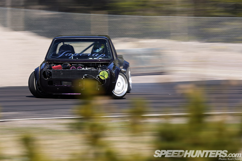 Drift Vw Caddy