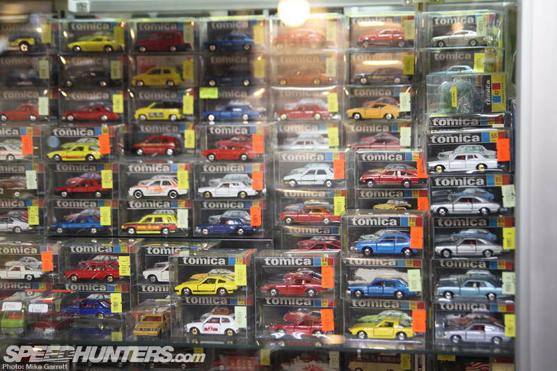 Collectables: Hunting Vintage Cool In Tokyo - Speedhunters