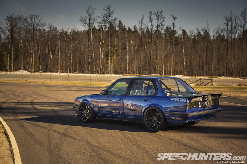 The Murderous Motor: A 931bhp Bmw E30 Turbo - Speedhunters