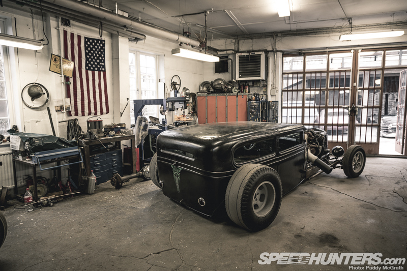 More Torque Than A Veyron: A Diesel Chevy Rod - Speedhunters
