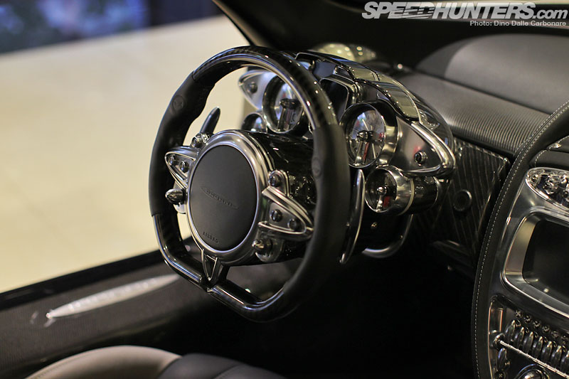 The Pagani Huayra Descends On Japan Speedhunters