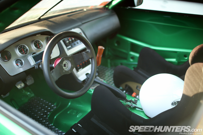 Get Nuts: Forrest Wang's S14 - Speedhunters