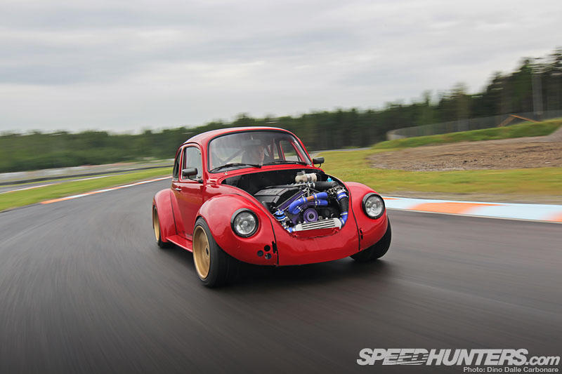 A Beetle That Thinks It's A Bmw - Speedhunters
