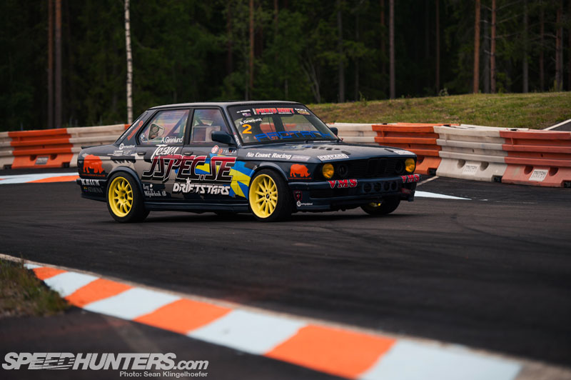 Swedish Slider: Alexander & The Great E28 - Speedhunters