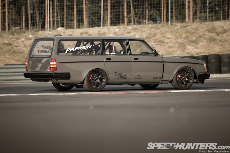 Intercontimental Missile: Volvo V8 Wagon Of Fun - Speedhunters
