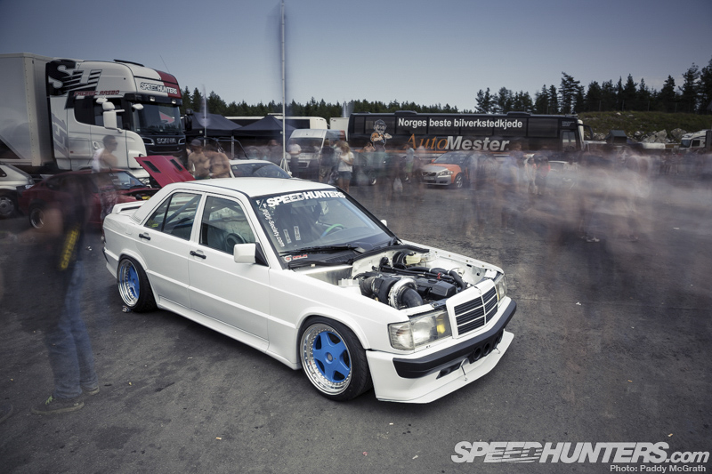 Predictability Is Dead: The Turbo Mercedes 190 - Speedhunters