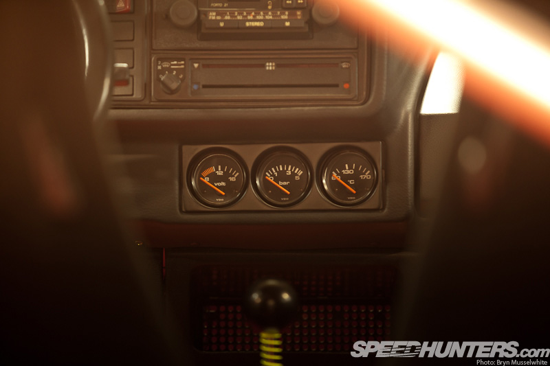 Period Perfected: Berg Cupping In A Golf - Speedhunters