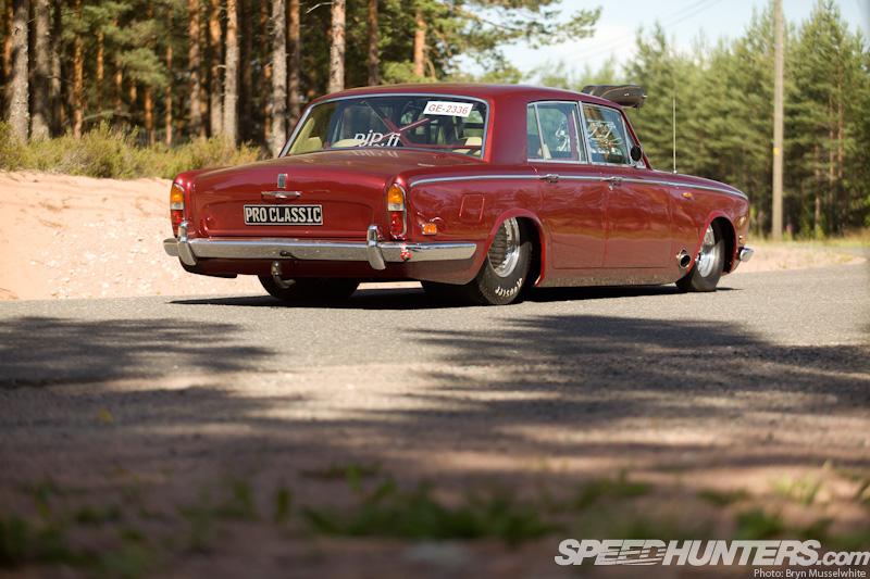 Rolls Royce Finland