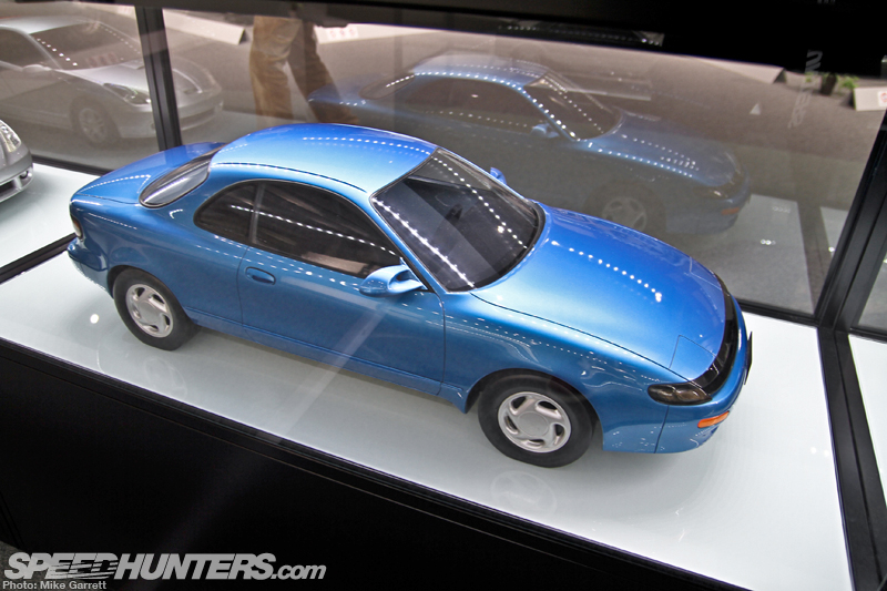 Browsing Toyota's Secret 1:5 Scale Collection - Speedhunters