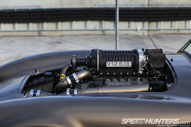 Shelby Would Have Approved: The V12 Cobra - Speedhunters
