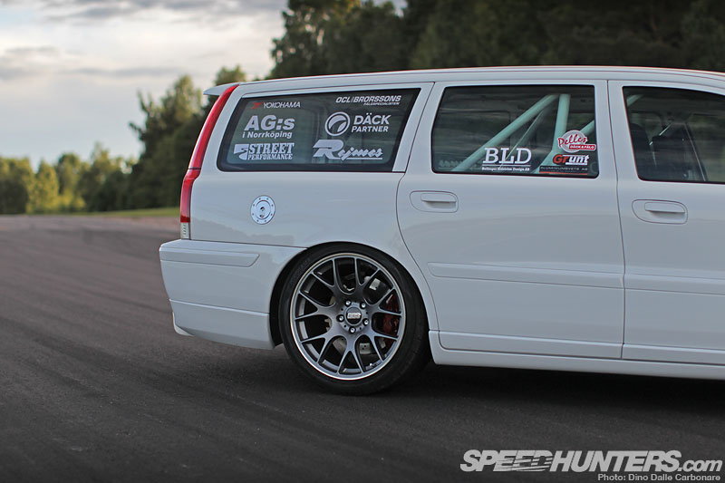 A Station Wagon Unlike Any Other Speedhunters