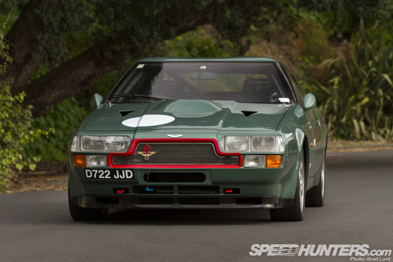 Wild Child Race Ready V8 Vantage Zagato Speedhunters
