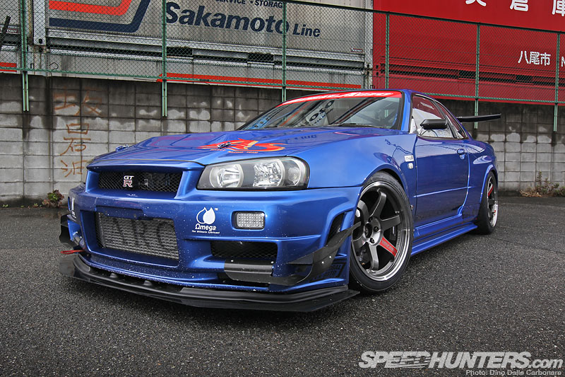 the best of the best global auto 39 s skyline gt r speedhunters. Black Bedroom Furniture Sets. Home Design Ideas