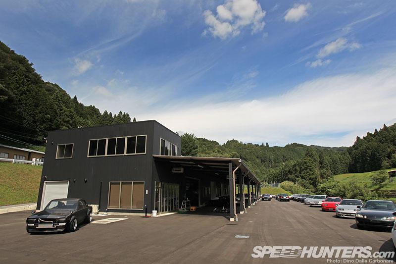 private collections rocky auto s secret garage speedhunters