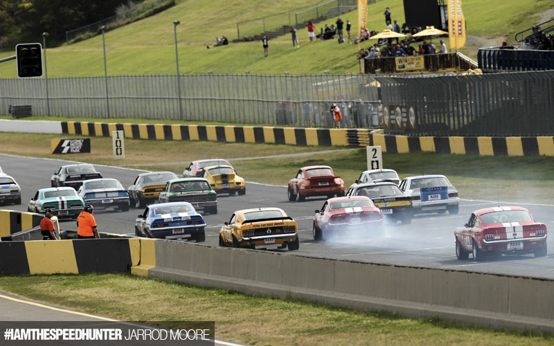 Muscle Car Masters Australian Historic Racing Speedhunters