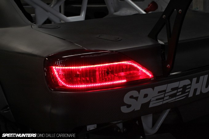 The Bespoke Touch: Brill Steel Carbon S14 - Speedhunters