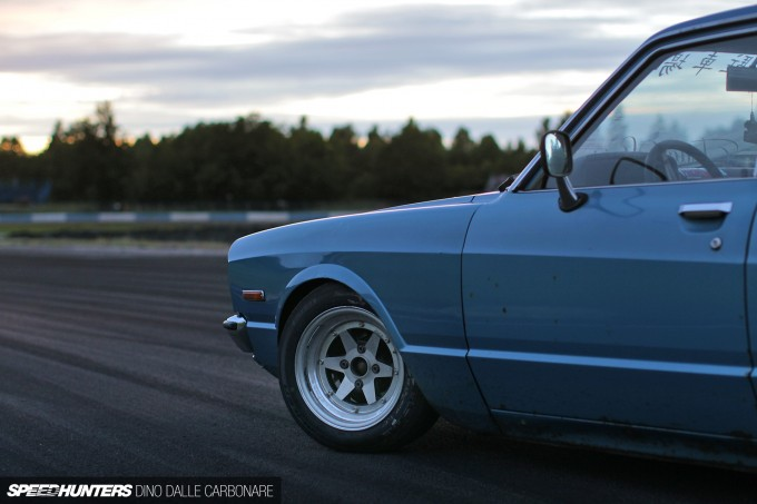 Simple Style: 'That' Drift Cressida - Speedhunters