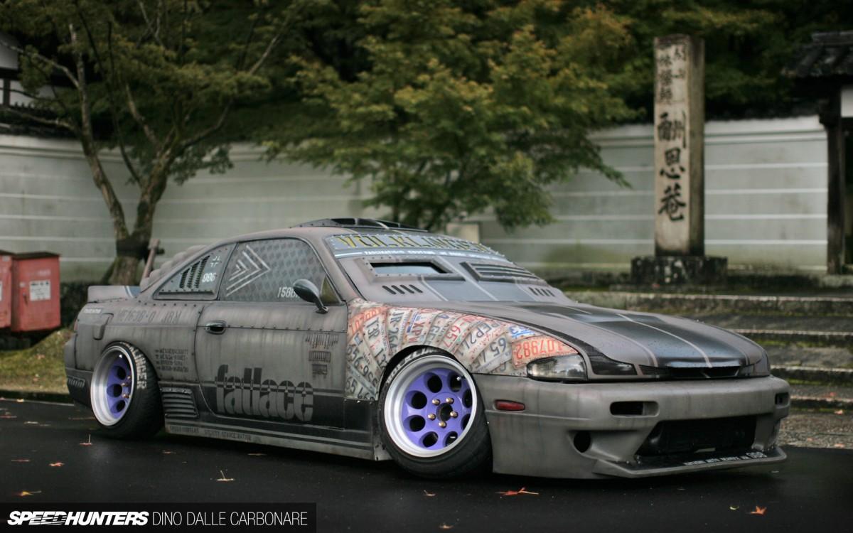 Nissan s14 silvia wallpaper