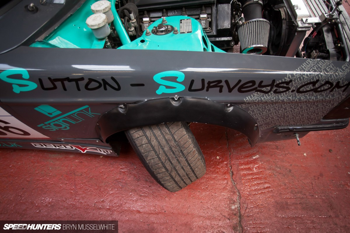 Manfoot Huxley: Sliding To Infamy - Speedhunters