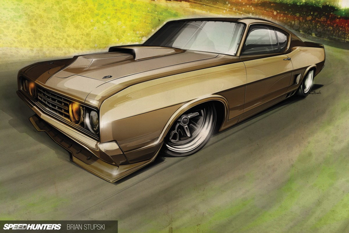 The Most Influential Automotive Designer You Ve Never Heard Of Speedhunters