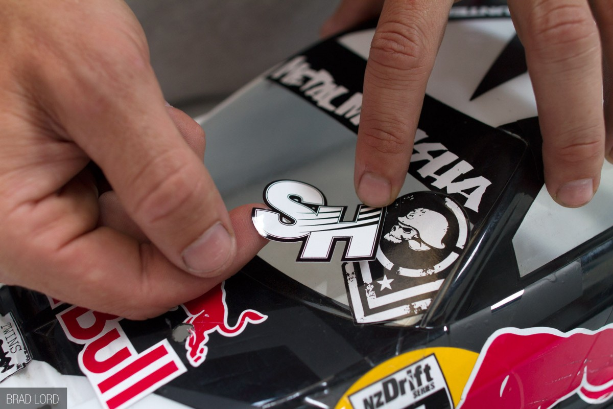 Stickers For Rc Cars