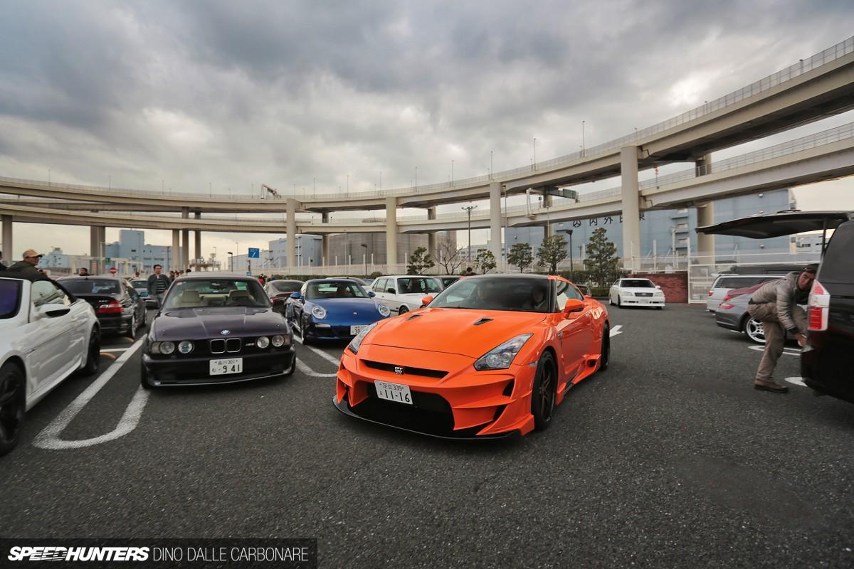 japanese drift meet