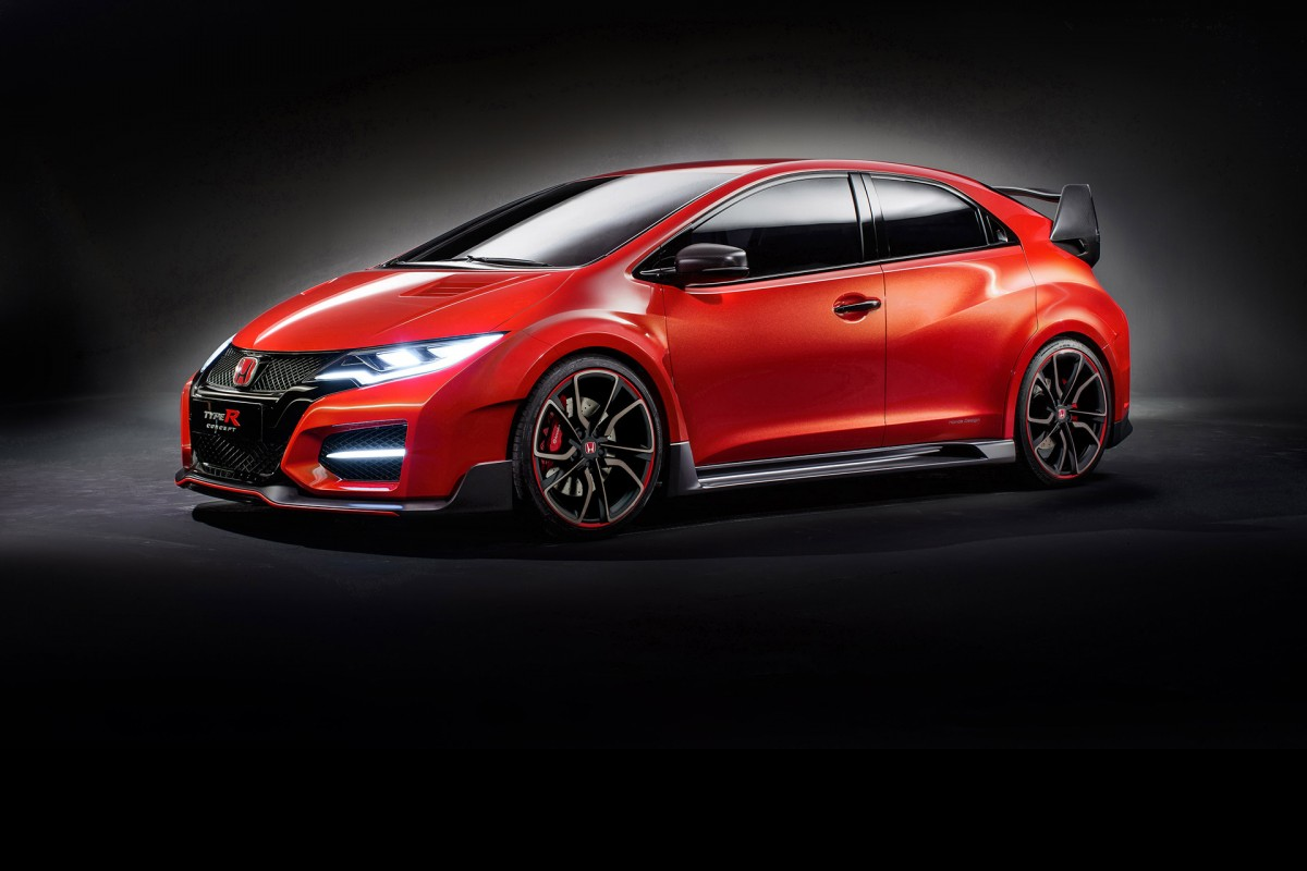 vtec meets boost the civic type r turbo is here speedhunters. Black Bedroom Furniture Sets. Home Design Ideas