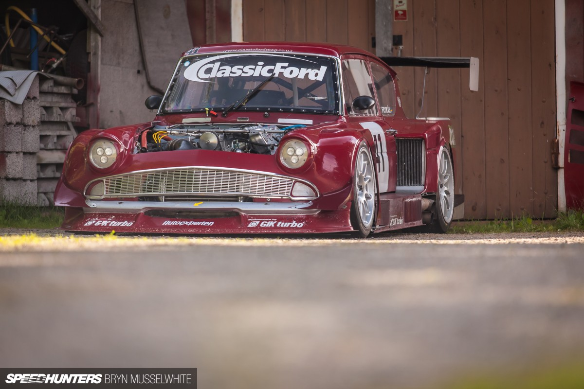 The World S Wildest Ford Anglia Speedhunters