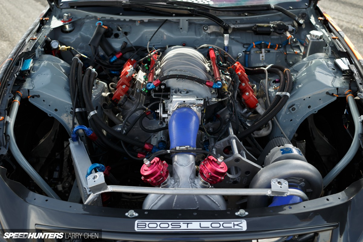 Pick Your Weapon: The Engine Bays Of Formula Drift ...