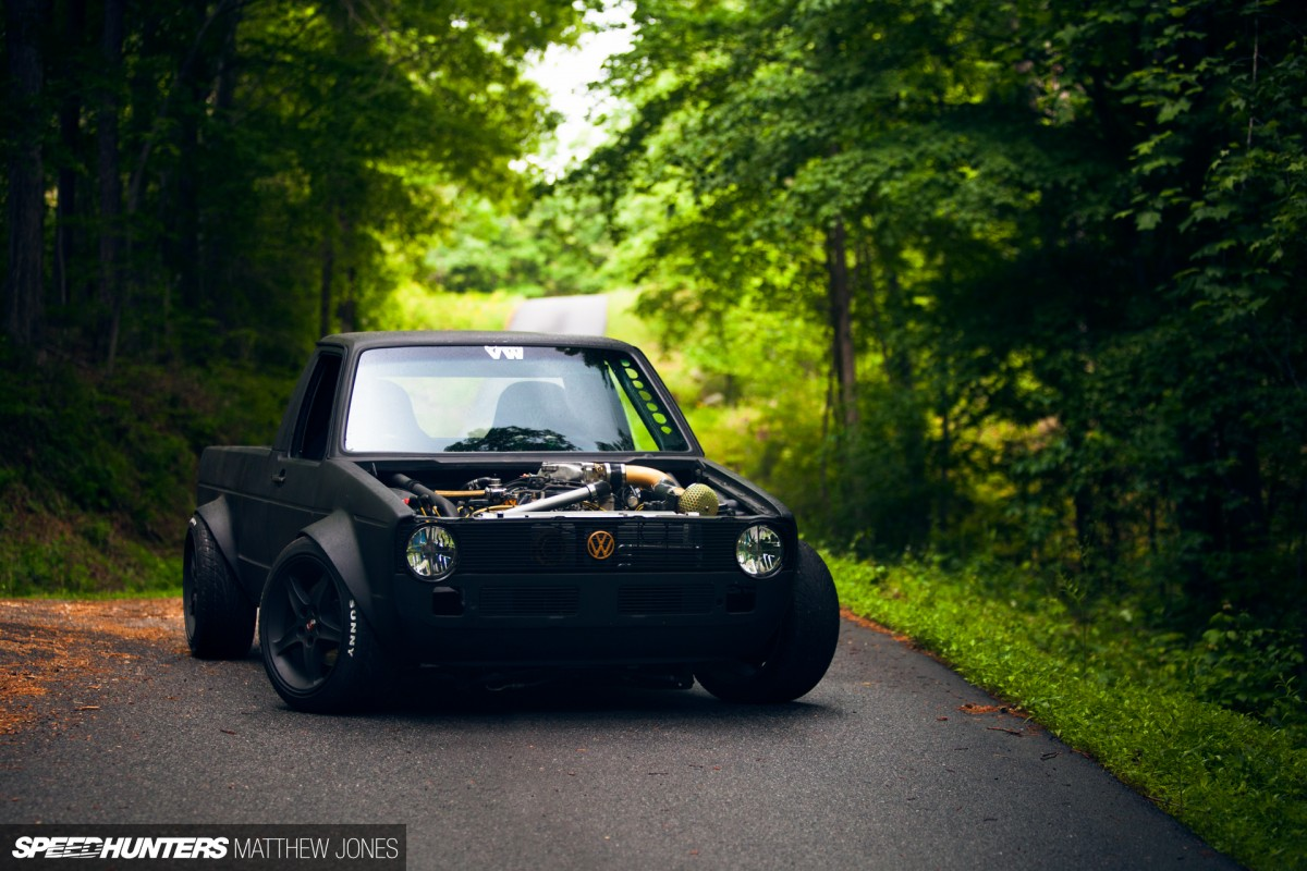 the vw caddy from hell speedhunters. Black Bedroom Furniture Sets. Home Design Ideas
