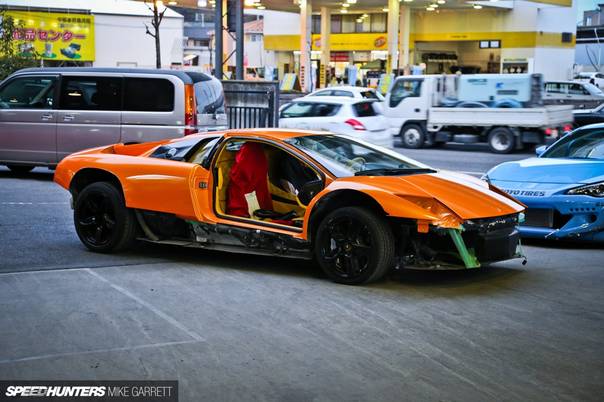 Let's Cut Up Some Supercars: Inside Liberty Walk ...