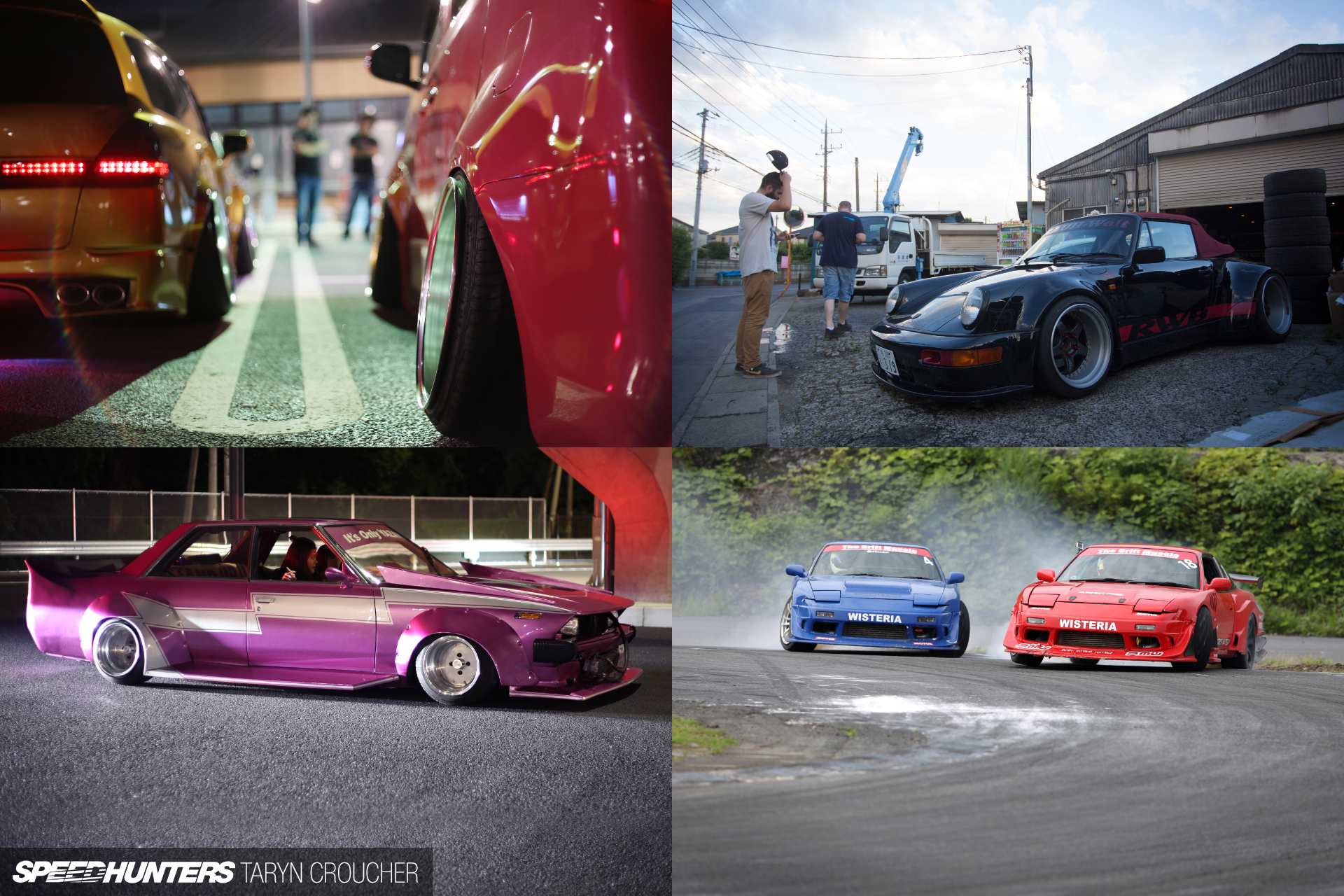Secrets Of The Japanese Car Scene Speedhunters