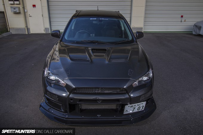 How To Build The Perfect Late-Model Lancer Evolution